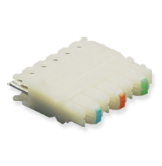 ICC Cabling Products: IC110CB3PR 110 Connecting Block, 3 Pair, 10 Pack