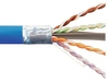 ICC Cabling Products: ICCABP6FBL Cat6A 10Gig CMP Shielded Network Cable