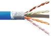 ICC Cabling Products: ICCABR6FBL Cat6A 10Gig CMR Shielded Network Cable