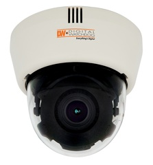 Digital Watchdog: DWC-MD421D 2.1 Megapixel Indoor IP Dome Camera