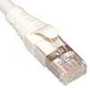 ICC Cabling Products: ICPCSG10WH White Cat6A FTP 10ft Patch Cable
