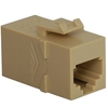 ICC Cabling Products: IC107C6SIV RJ-11 Keystone Modular Coupler