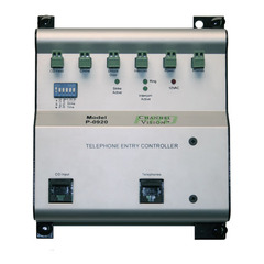 Channel Vision: P-0920 Telephone Intercom Controller For One Door Station