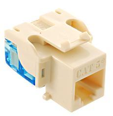 ICC Cabling Products: IC1078E5AL Cat5e Keystone Jack