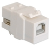 ICC Cabling Products: IC107UABWH USB A to B Female to Female Module