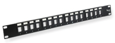 ICC Cabling Products: IC107BP016 Blank Patch Panel
