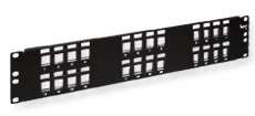 ICC Cabling Products: IC107BP024 Blank Patch Panel