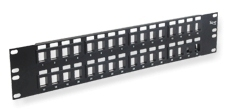 ICC Cabling Products: IC107BP032 Blank Patch Panel