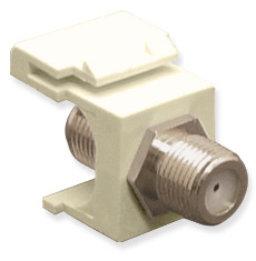 ICC Cabling Products: IC107B5FAL F Connector Keystone Jack