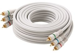 254-506IV: 6 ft Component Video Cable