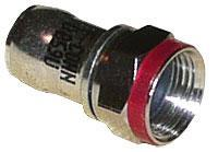 ICM: DB59U RG59 Compression F Connector
