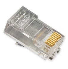 Platinum Tools: 106153J Cat5e Modular RJ45 Connectors