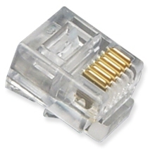ICC Cabling Products: ICMP6P6CRD RJ12 Connectors
