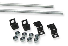 ICC Cabling Products: Ladder Rack Ceiling Rod Kit