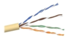 Cabling Plus: CMR Rated 350 MHz Yellow Cat5e Cable
