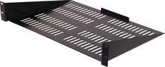 "VMP: ER-S1V 12.5"" Deep Universal Vented Rack Shelf"