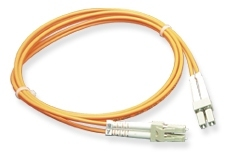 ICC: 10 Meter LC-LC Duplex 62.5 MM Fiber Patch Cable