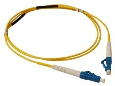 ICC: 1 Meter LC-LC Simplex Single Mode Fiber Patch Cable