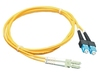 ICC: 2 Meter LC-SC Duplex Single Mode Fiber Patch Cable