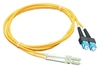 ICC: 10 Meter LC-SC Duplex Single Mode Fiber Patch Cable